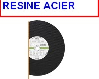 DISQUE ACIER 300 X3.5