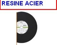 DISQUE ACIER 350 X4