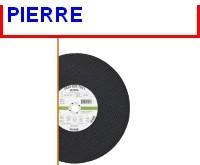 DISQUE PIERRE 350X4