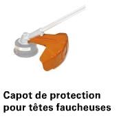 CAPOT DE PROTECTION POUR TETES FAUC