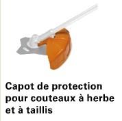 CAPOT DE PROTECTION POUR OUTILS DE