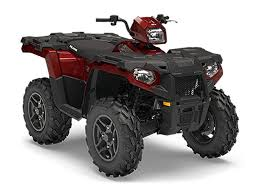 ATV SPORTSMAN 570 SP VS TRACTOR
