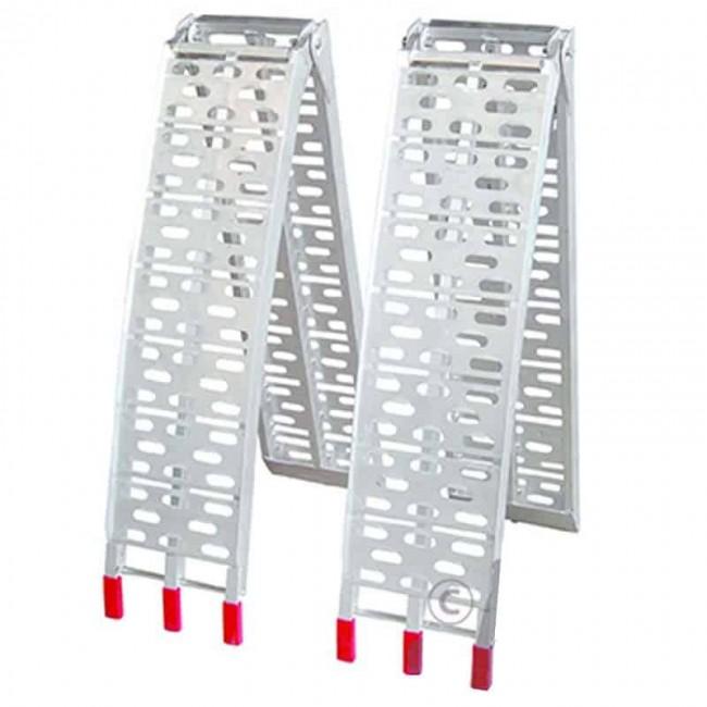 RAMPES ACIER PLIANTES 116-225CM 600