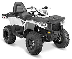 ATV SPORTSMAN FOREST TOURING- BLANC
