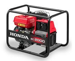 GENERATRICE HONDA 2200W 50HZ